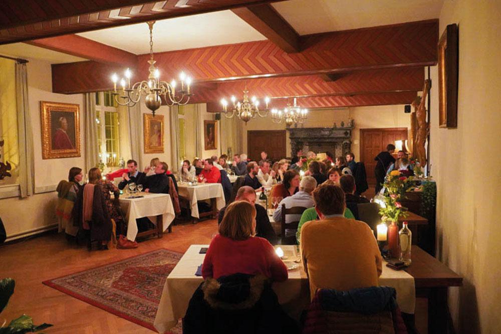Merodezaal Restaurant Catering Feestzaal Mechelen